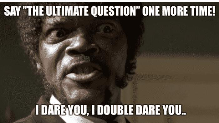 Den ultimata frågan